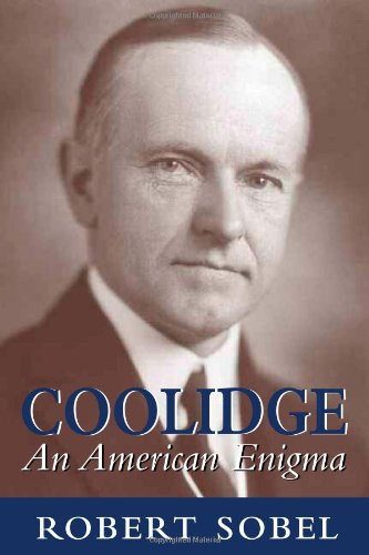 9780895264107: Coolidge: An American Enigma