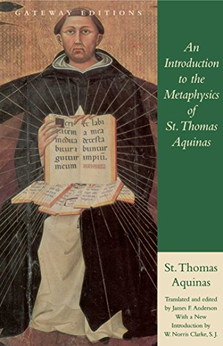 9780895264206: An Introduction to the Metaphysics of St. Thomas Aquinas