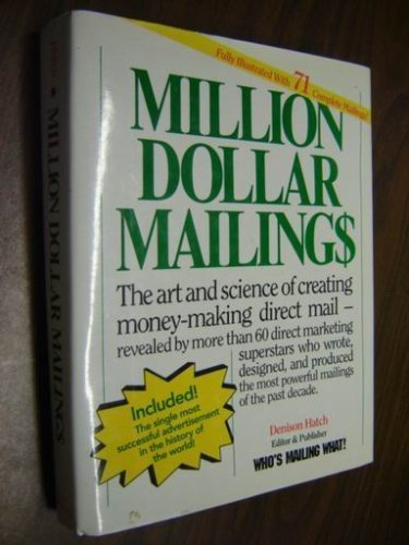9780895265098: Million Dollar Mailings (The Libey Business Library)