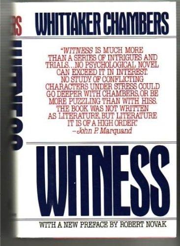 9780895265715: Witness