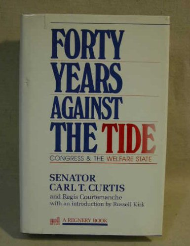 Forty Years Against the Tide: Congress and Welfare State