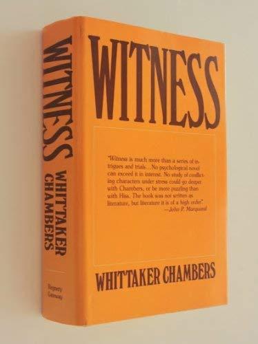 9780895266002: Witness