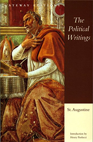 The Political Writings of St. Augustine (0895267047) by St. Augustine