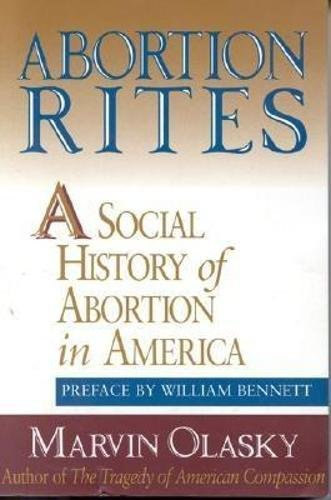 9780895267238: Abortion Rites