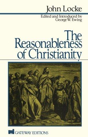 9780895267535: The Reasonableness of Christianity