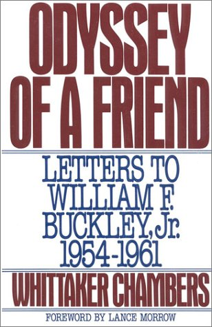 9780895267887: Odyssey of a Friend: Letters To William F. Buckley, Jr. 1954-1961