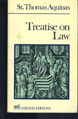 9780895269188: Treatise on Law