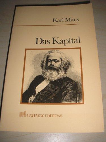 Das Kapital: Karl Marx, Friedrich