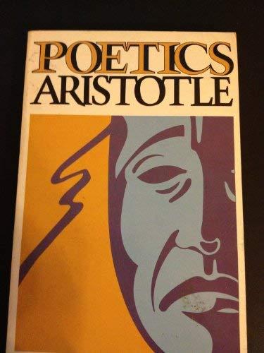 Poetics: Aristotle; Telford, Kenneth