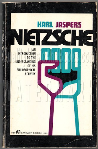 9780895269713: Nietzsche: An Introduction to the Understanding of His Philosophical Activity