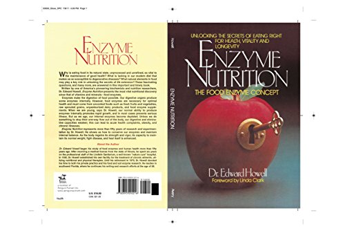 9780895292216: Enzyme Nutrition