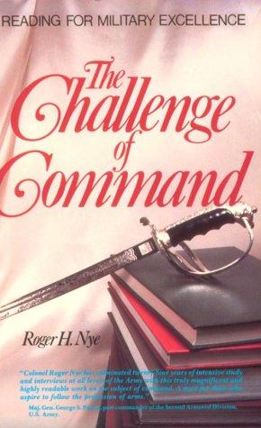 9780895292803: Challenge of Command
