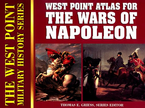 9780895293015: Atlas for the Wars of Napoleon (West Point Military History Series)