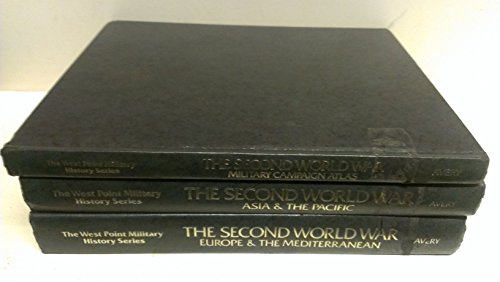 The West Point Military History of the Second World War/Military Campaign Atlas/Europe &...