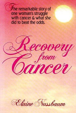 9780895295040: Recovery from Cancer