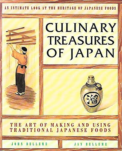 9780895295095: Culinary Treasures of Japan