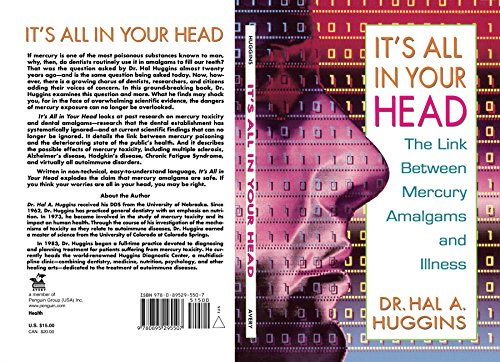 9780895295507: It's All in Your Head: The Link Between Mercury Amalgams and Illness