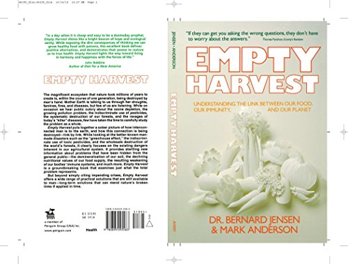 EMPTY HARVEST Understanding the Link Between Our Food, Our Immunity, and Our Planet