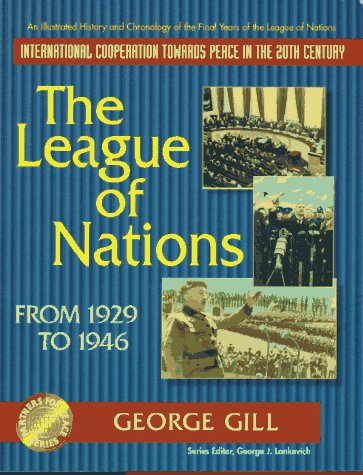 League of Nations 1929 (Partners for Peace Series): Lakenvich