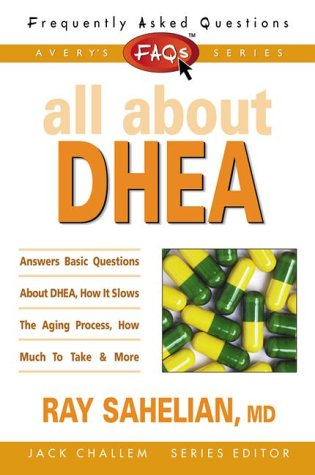 9780895298881: FAQs All about DHEA (Freqently Asked Questions)
