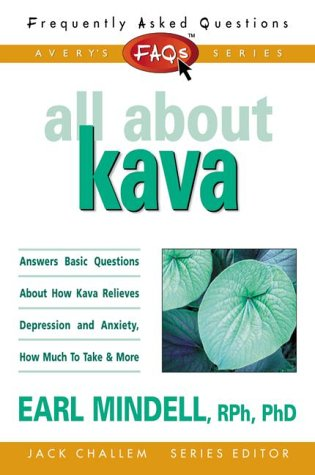 9780895299055: FAQs All about Kava (Freqently Asked Questions)