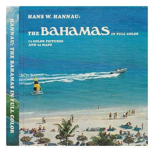 9780895300065: The Bahamas in Full Color