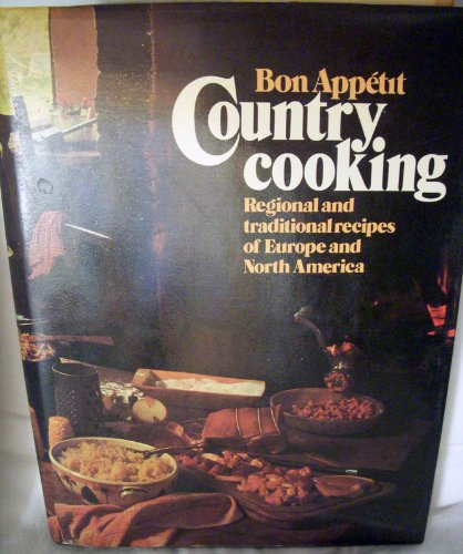 9780895350060: Bon Appetit Country Cooking