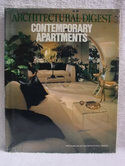 Contemporary apartments (The Worlds of Architectural Digest): Rense, Paige (editor)