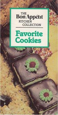 9780895351234: Favorite Cookies (The Bon Appetit Kitchen Collection)