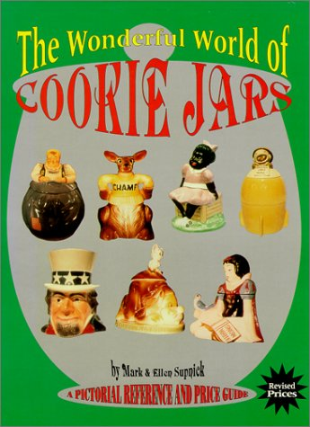 9780895380326: The Wonderful World of Cookie Jars: A Pictorial Reference and Price Guide