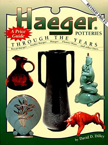 9780895380838: Haeger Potteries Through the Years: A Price Guide