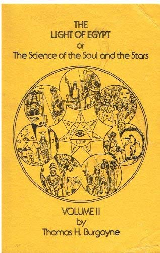 9780895400635: Light of Egypt; or, the Science of the Soul and the Stars Volume II