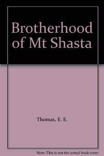 9780895400673: Brotherhood of Mt Shasta