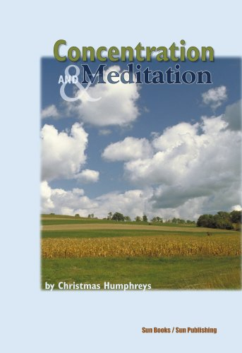 9780895400680: Concentration and Meditation