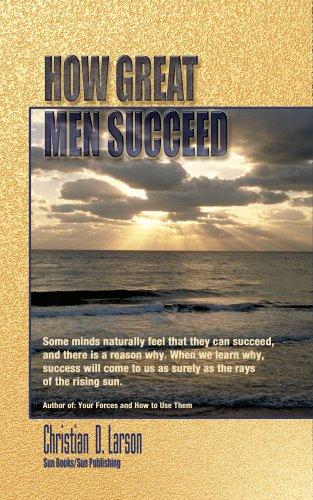 9780895403988: How Great Men Succeed