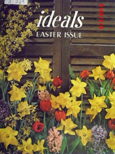9780895423139: Ideals Easter Issue; March, 1978; Vol. 35, No. 2