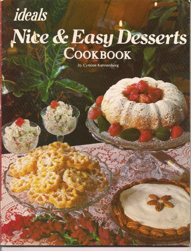 9780895426123: Nice and Easy Desserts from Ideals