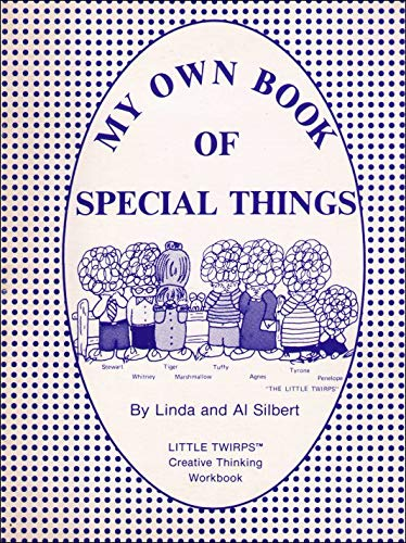 9780895440198: My own book of special things (Little Twirps creative thinking workbook)