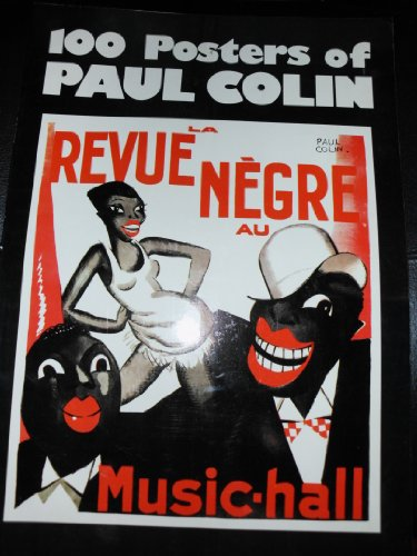 9780895450050: 100 Posters of Paul Colin