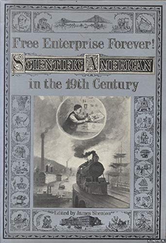 9780895450098: Free enterprise forever!: Scientific American in the 19th century