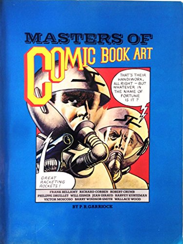 9780895450210: Masters of Comic Book Art