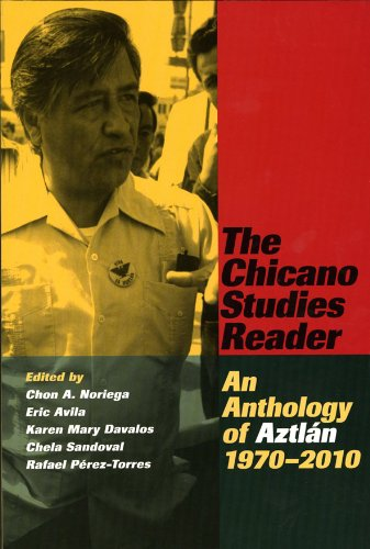 9780895511232: The Chicano Studies Reader: An Anthology of Aztlan, 1970-2010