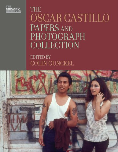 Oscar Castillo Papers and Photograph Collection (Chicano Archives): UCLA Chicano Studies Research ...