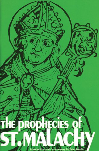 9780895550385: The Prophecies of St. Malachy