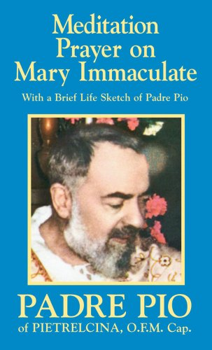 9780895550996: Meditation Prayer on Mary Immaculate