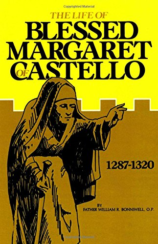 9780895552136: The Life of Blessed Margaret of Castello, 1287-1320