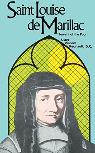 9780895552150: Saint Louise de Marillac: Servant of the Poor