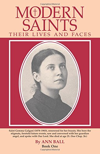 9780895552228: Modern Saints: Their Lives and Faces, Book 1