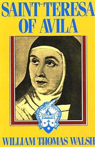 9780895553256: St. Teresa of Avila