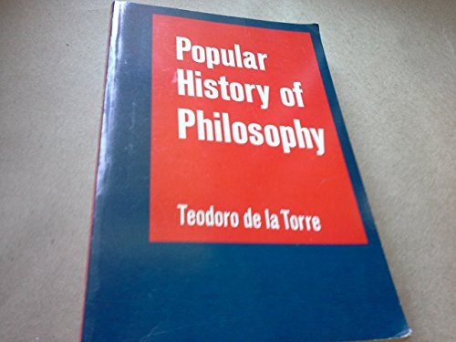 9780895554819: Popular History of Philosophy